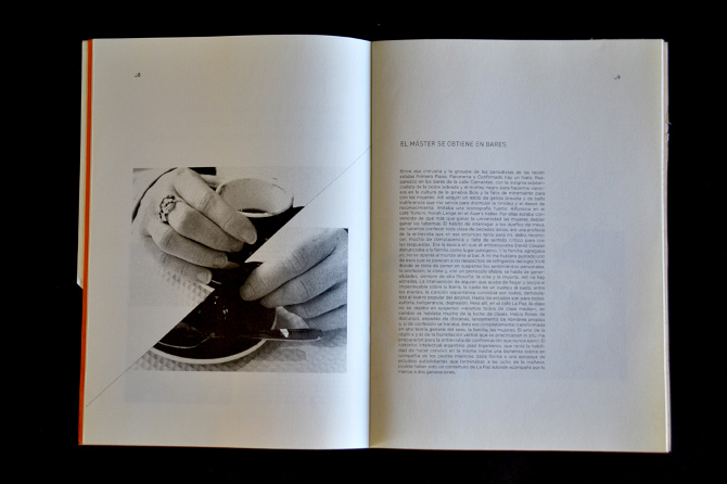 diseo editorial de tapas e interiores de revista cultural de pginas trabajo realizado para diseo editorial ctedra manela fadu